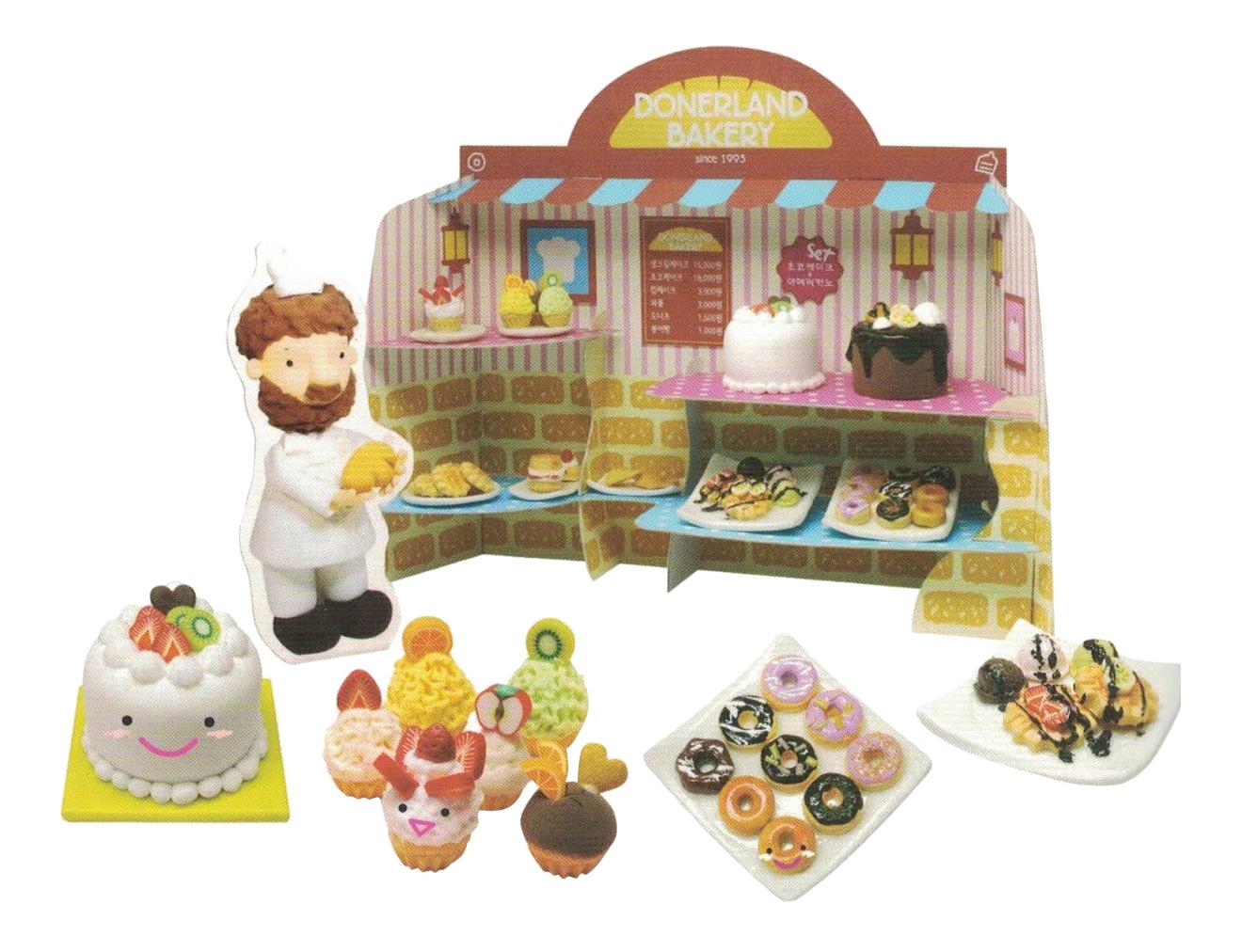 Набор для творчества DonerLand Bakery Shop