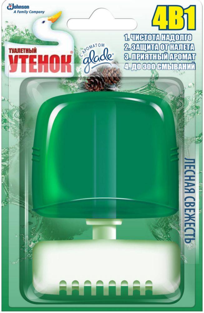 Очиститель для унитаза подвесной Туалетный Утенок