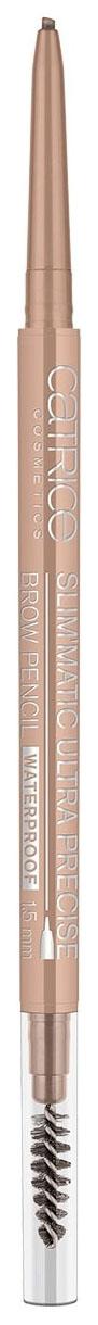 Купить Карандаш для бровей CATRICE Slim'Matic Ultra Precise Brow Pencil Waterproof 010 Light
