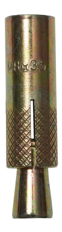 Анкерный крепеж Зубр 4-302076-10-040 10х40 мм, 2 шт фото