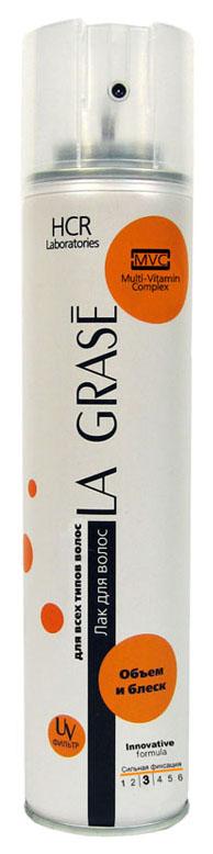 Лак для волос La Grase HCR Laboratories