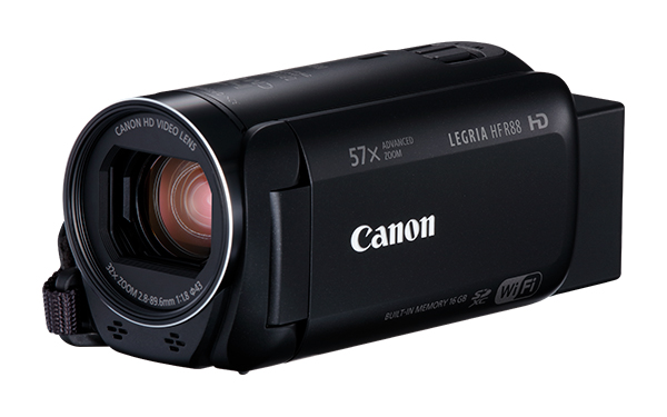 Видеокамера HD Canon Legria HF R88