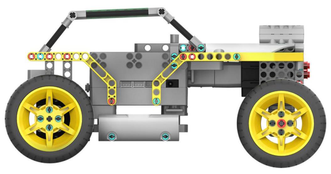 Радиоуправляемый робот UBTech JR0301 Jimu Karbot (JR0301)