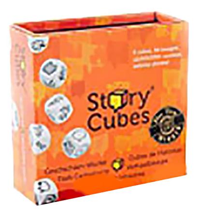 Семейная настольная игра Rorys Story Cubes Кубики историй фото