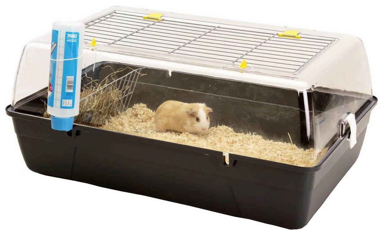 Клетка для кроликов, морских свинок Savic 31х45х70см