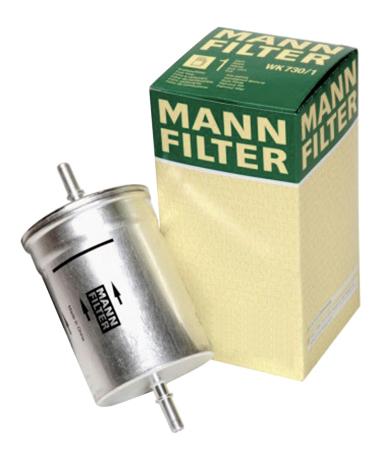 Фильтр топливный MANN-FILTER WK713 фото