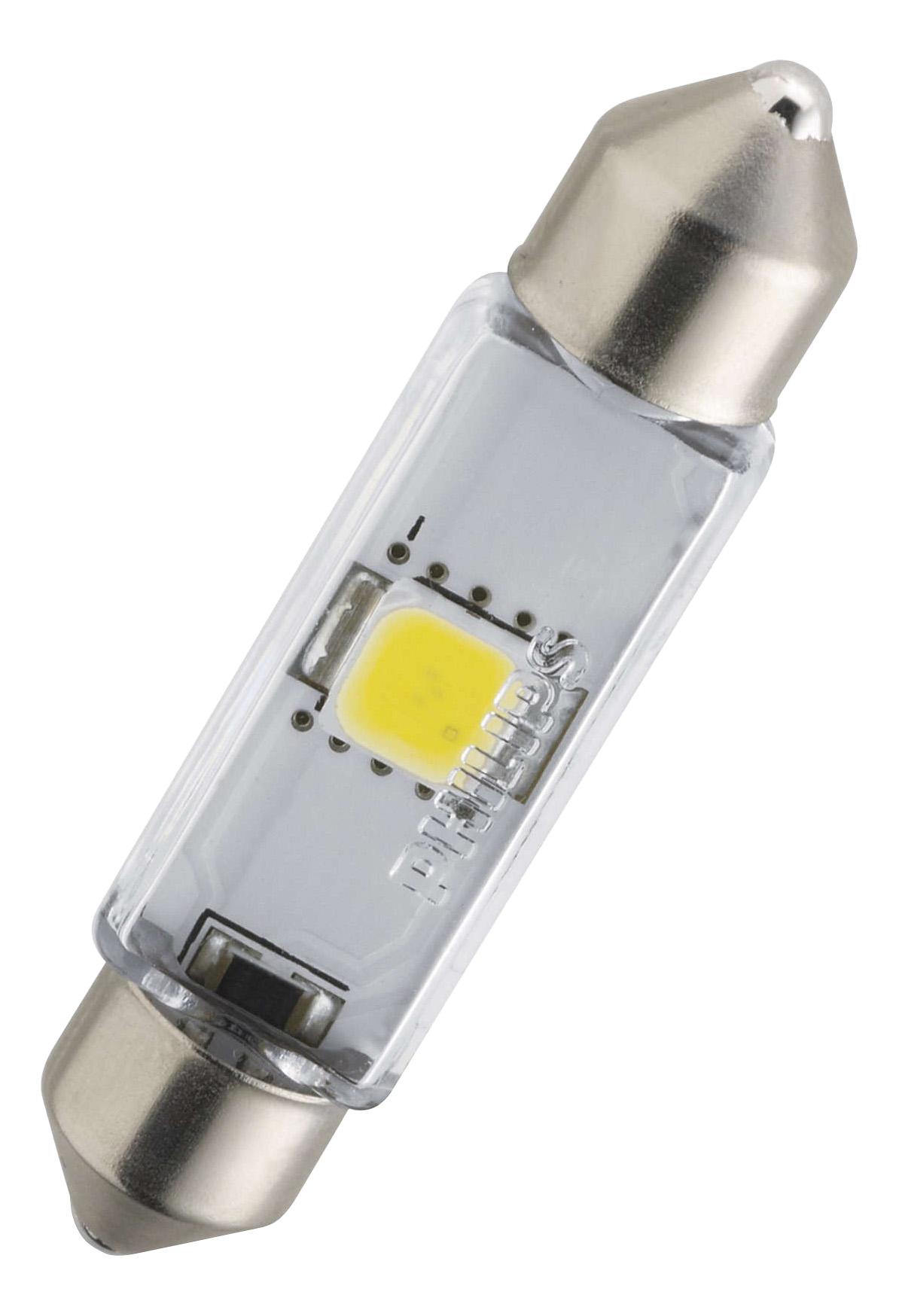 Лампа светодиодная PHILIPS X-tremeUltinon 1W SV8.5-41/11 129454000KX1 фото
