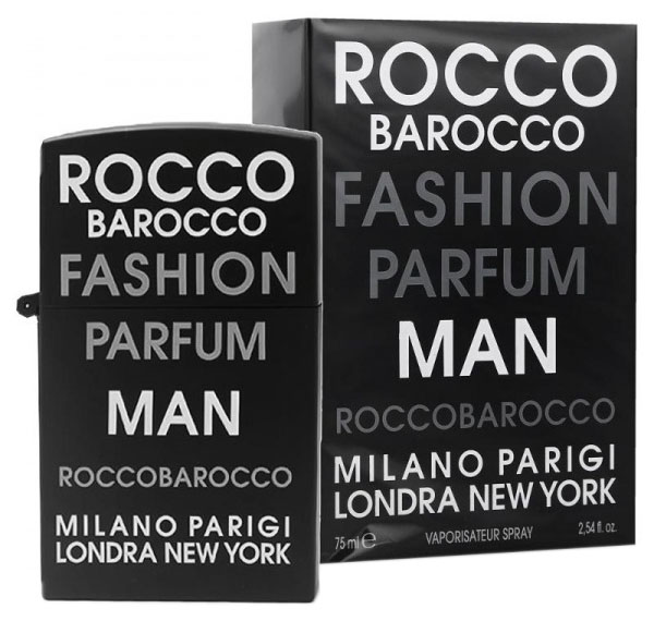 Туалетная вода Roccobarocco Fashion Man 75 мл