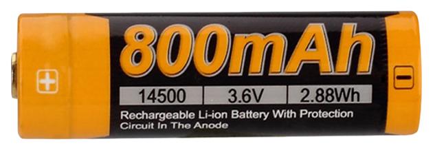 Аккумуляторная батарея Fenix ARB L14 800