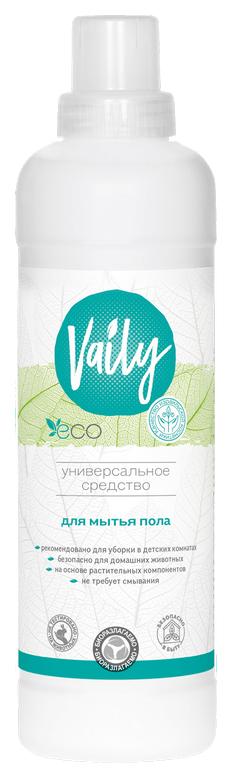 Универсальное чистящее средство Vaily для мытья полов