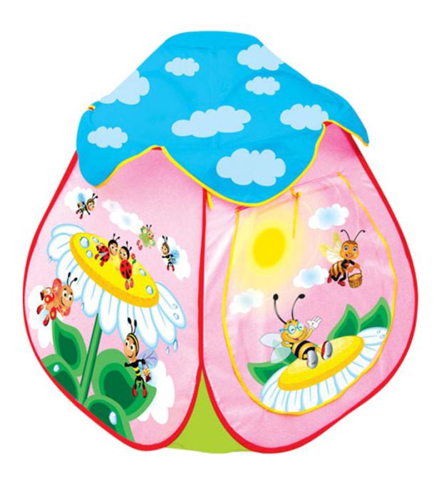 Игровая палатка Shantou Gepai Пчелки 889 127B