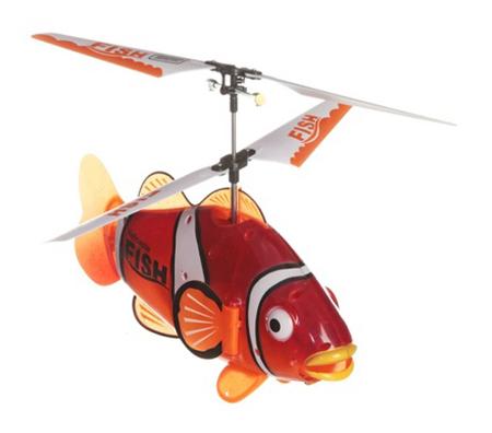 Купить Радиоуправляемый вертолет Zhorya Тропическая рыбка,