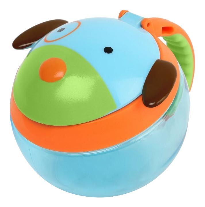 Купить Контейнер с крышкой для хранения продуктов SkipHop Собака, Skip Hop, Контейнеры и пакеты для хранения грудного молока