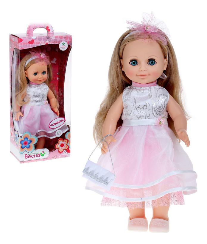 Кукла Анна Весна 16 см со звуковым устройством