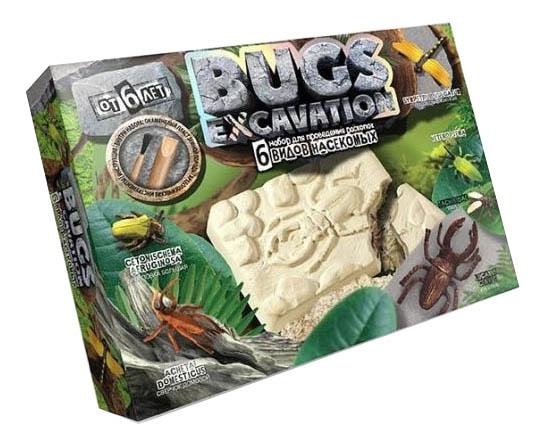 Купить Набор Bugs Excavation, Насекомые (богомол, скорпион, жуки) Данко-Тойс BEX-01-04 322809, Danko Toys, Наборы для опытов