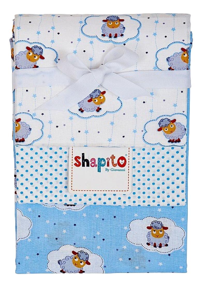 Пеленки Giovanni Shapito ситец Овечки фото