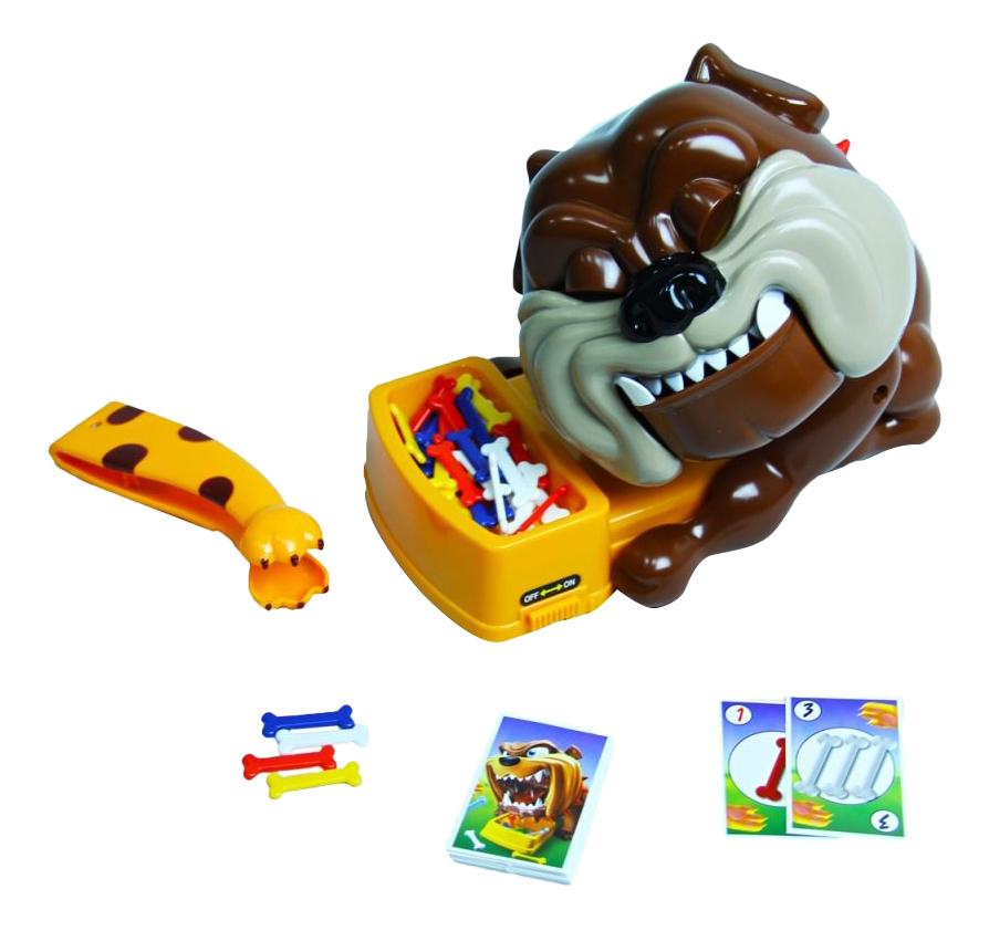 Купить Настольная игра 1Toy Злая Собака, 1 TOY, Семейные настольные игры