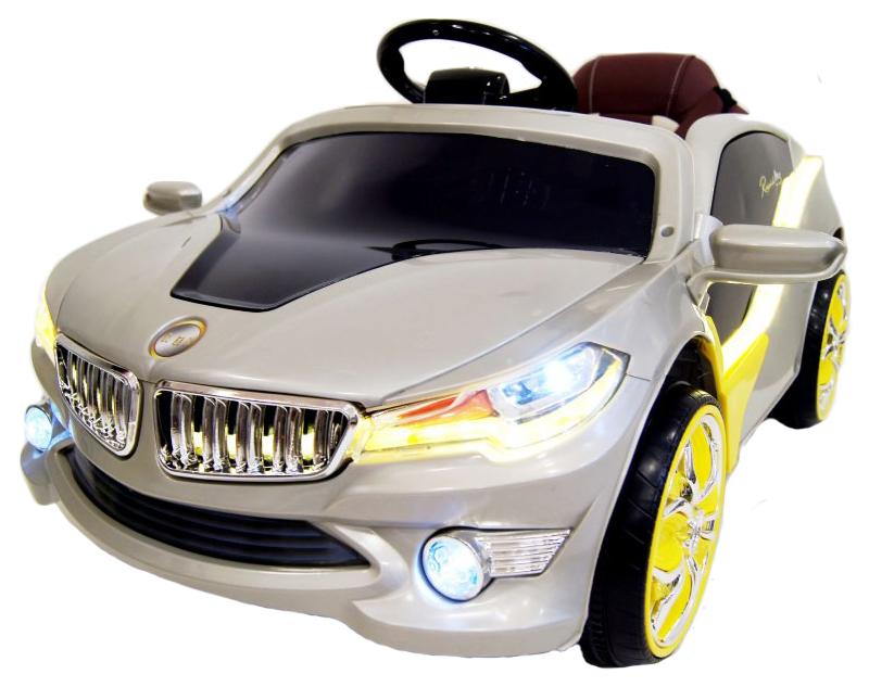 Электромобиль RVR BMW Серебристый