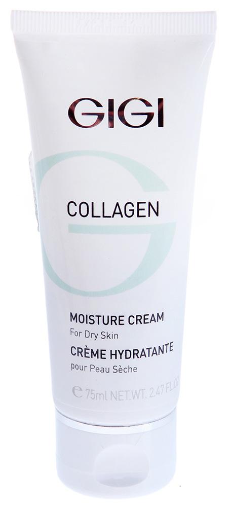 Крем для лица GIGI Collagen Elastin Увлажняющий 75 мл