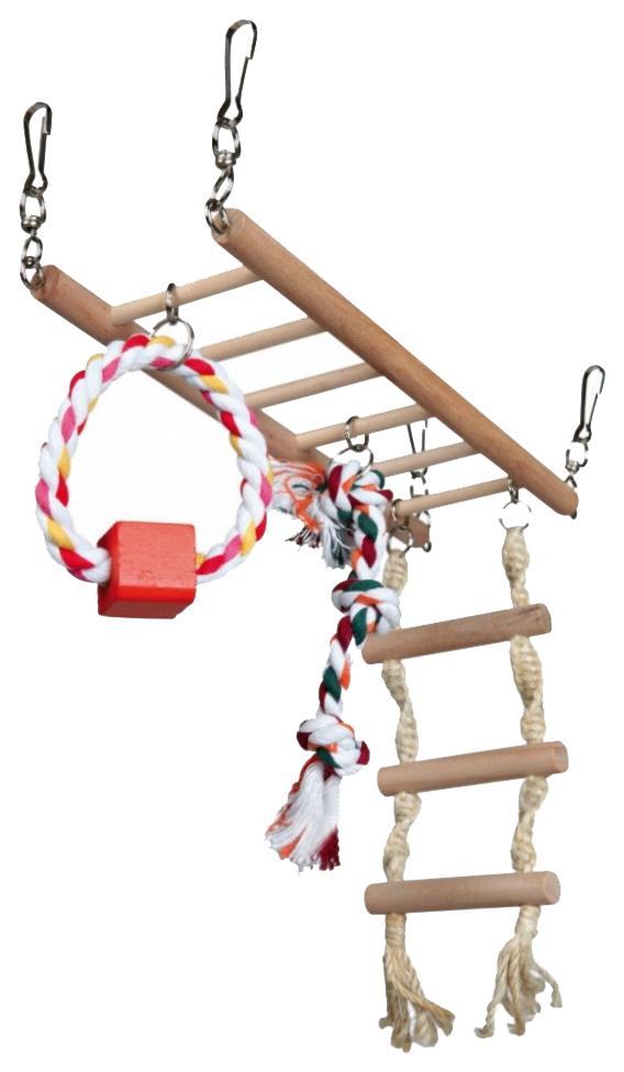 Игровая площадка для грызунов Trixie Suspension Bridge,