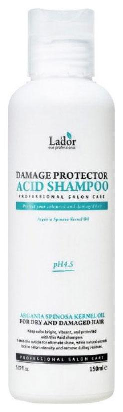 Шампунь La'dor Damaged Protector Acid 150 мл