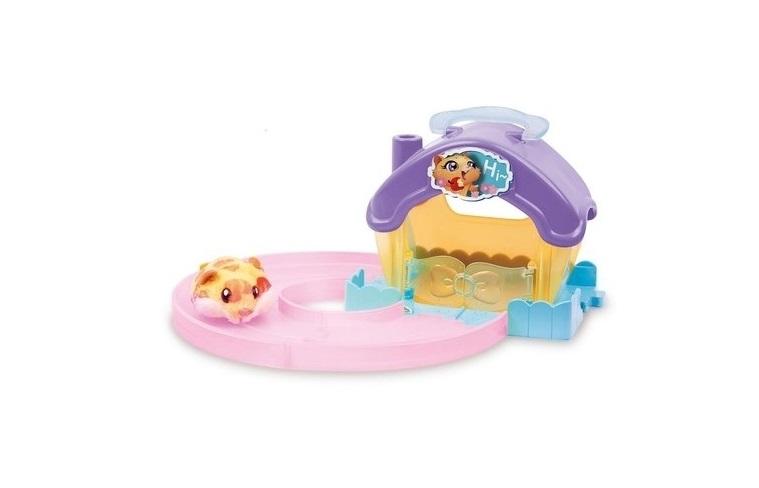 Интерактивная игрушка 1 TOY Хома Дома Хомячья Дача Т12498