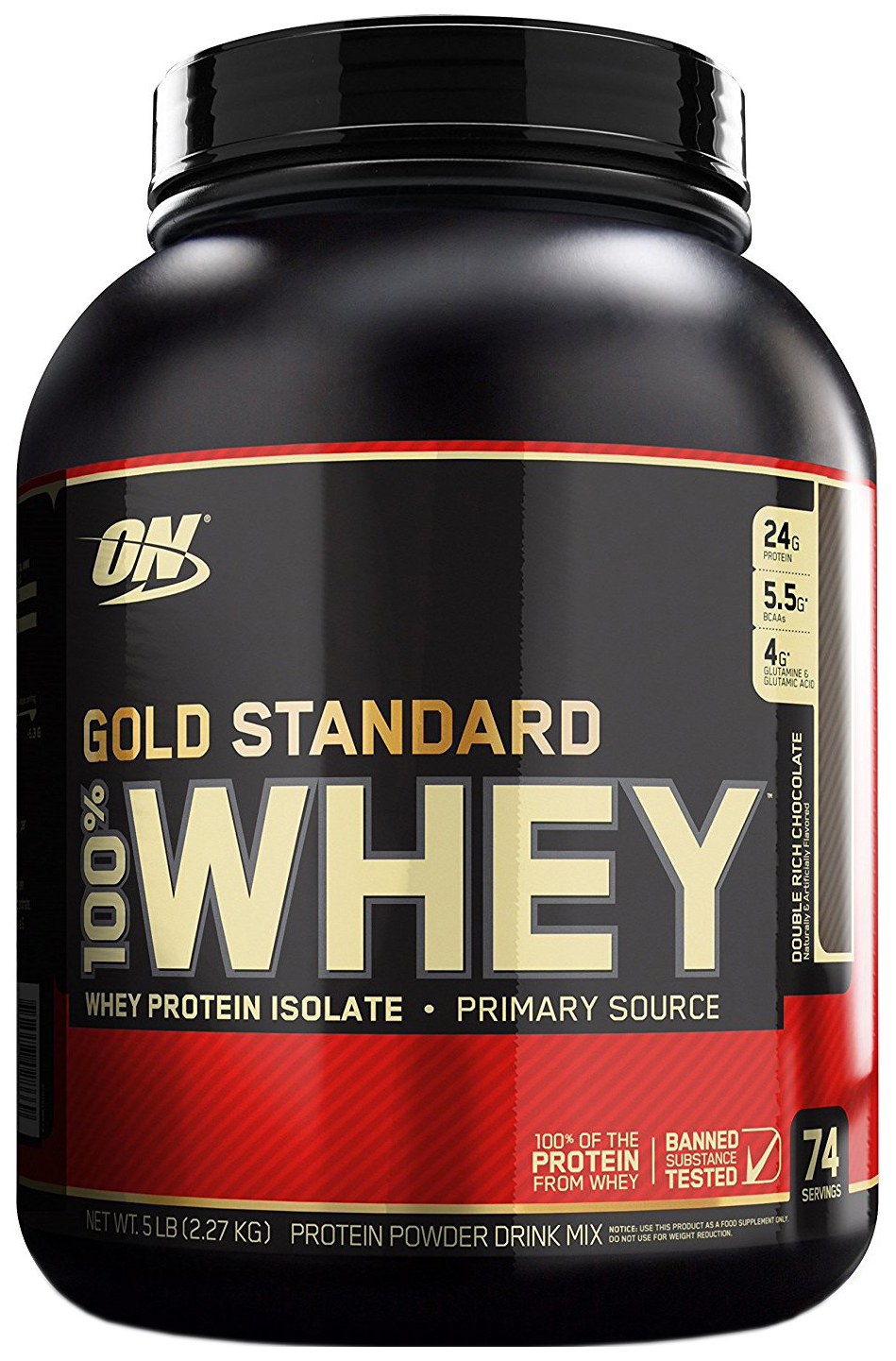 Протеин Optimum Nutrition 100 % Whey Gold