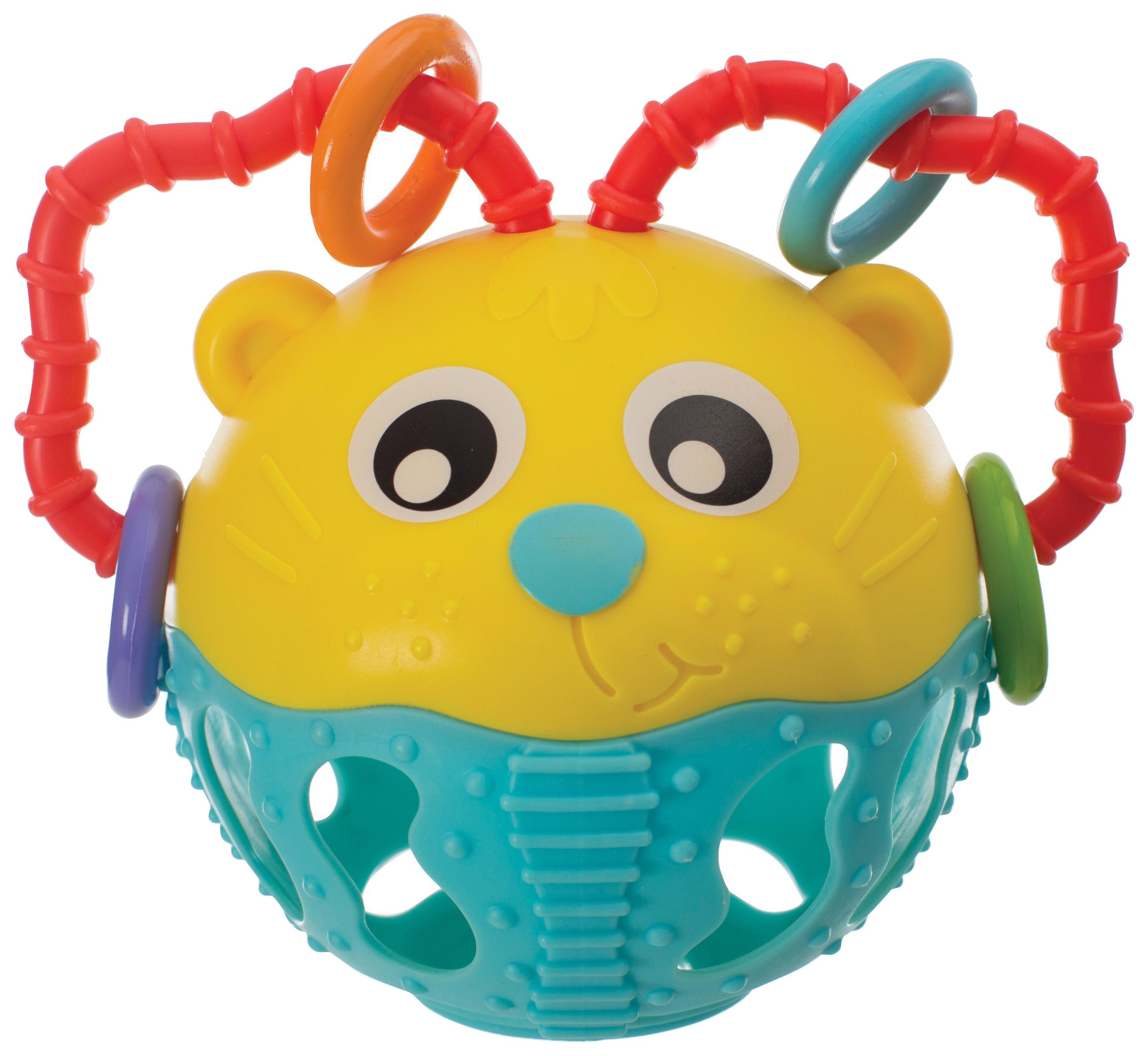 Купить Развивающая игрушка Playgro Погремушка Шар 4085488, Погремушки