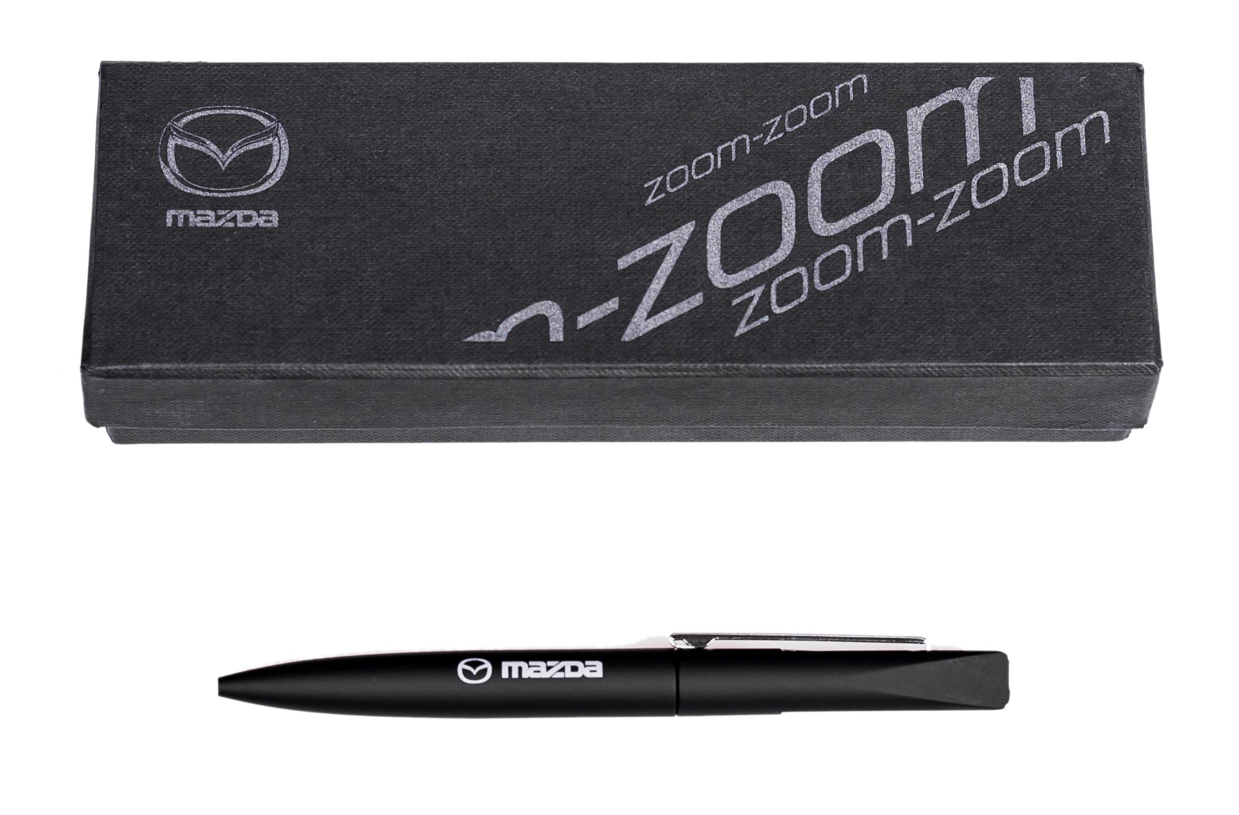 Шариковая ручка Mazda Premium 830077784 Black