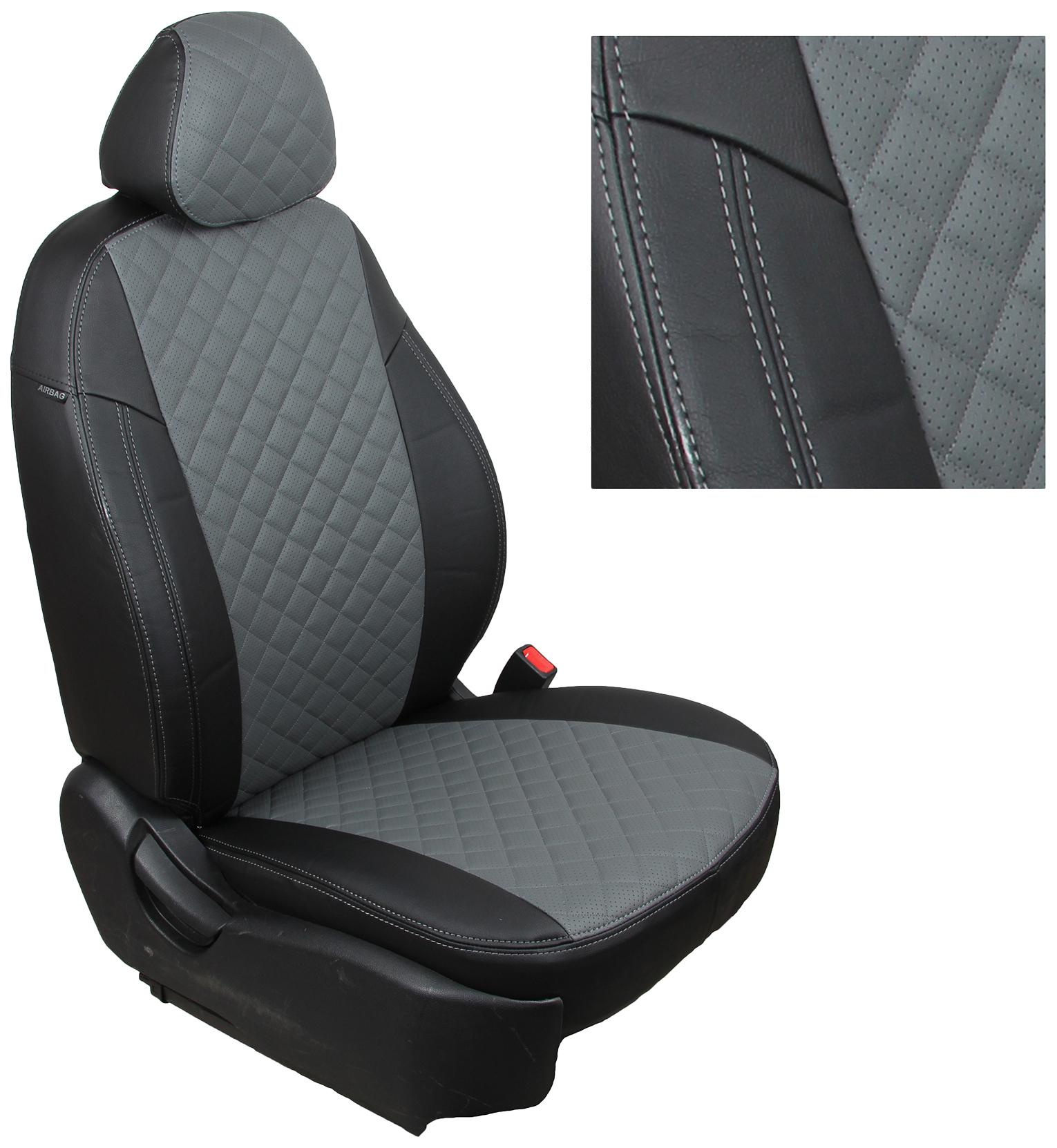 Комплект чехлов на сиденья Автопилот KIA ki-sg-s10-chese-r фото