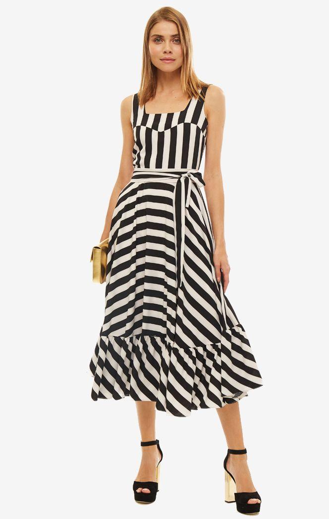 Платье женское ALISIA HIT черное