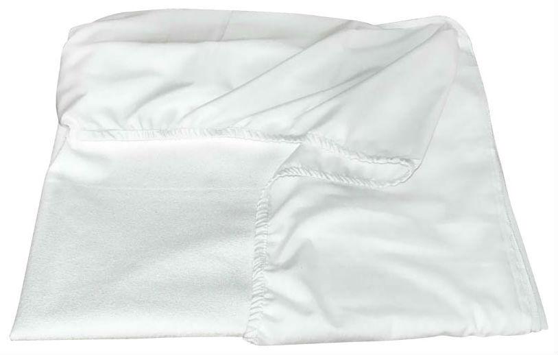 Наматрасник непромокаемый 180х190 DreamLine AquaStop+ чехол с юбкой бортом
