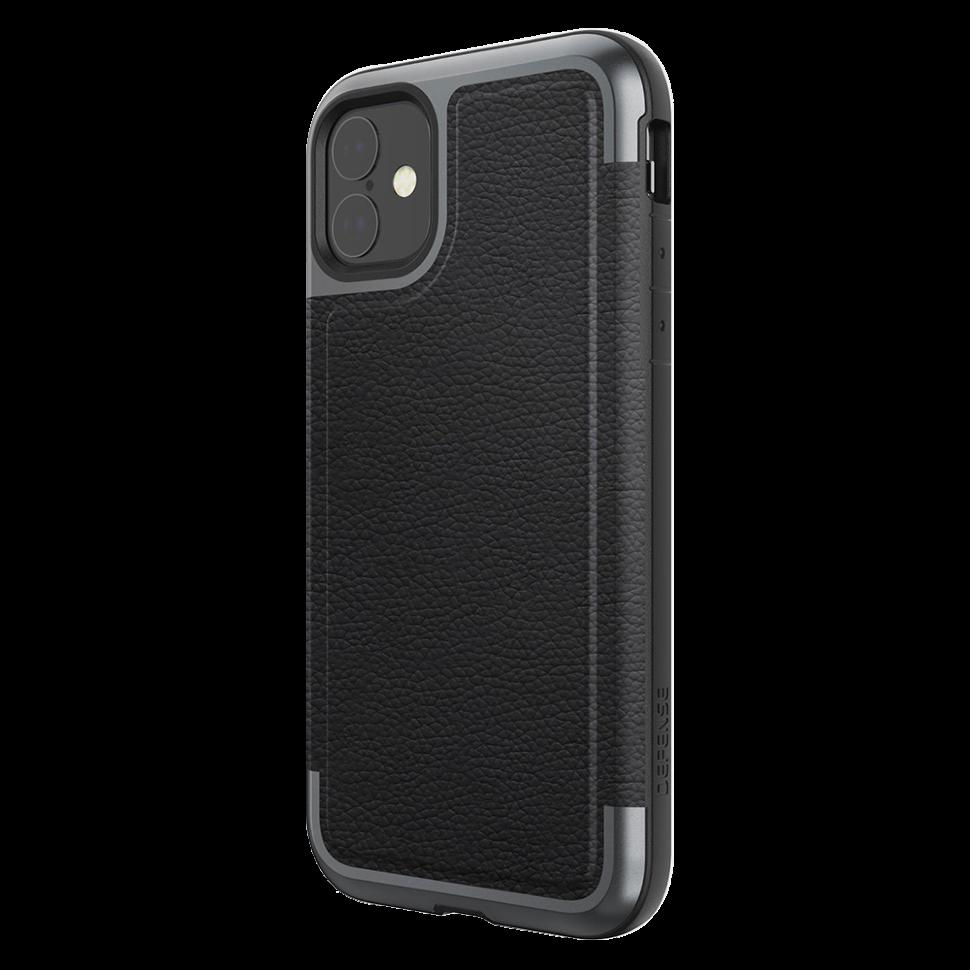 Чехол X-Doria Defense Prime для iPhone 11 Black