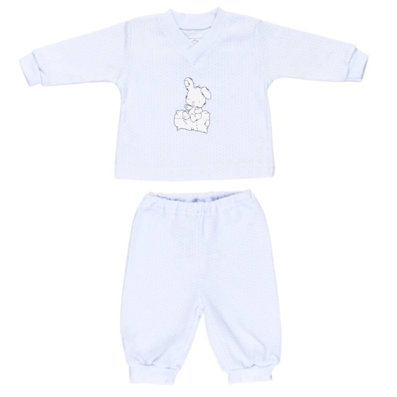 Купить 114-ЛС-ГГ, Комплект Nice-Kid, цв. голубой, 68 р-р, Комплекты для новорожденных