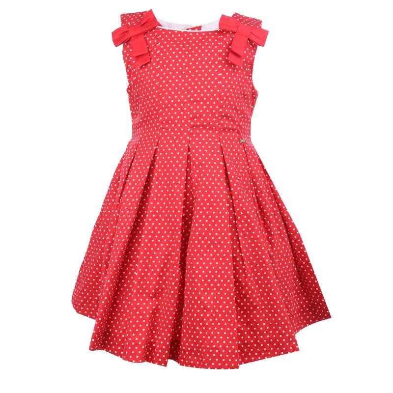 Купить Платье MAYORAL, цв. красный, 122 р-р, Детские платья и сарафаны