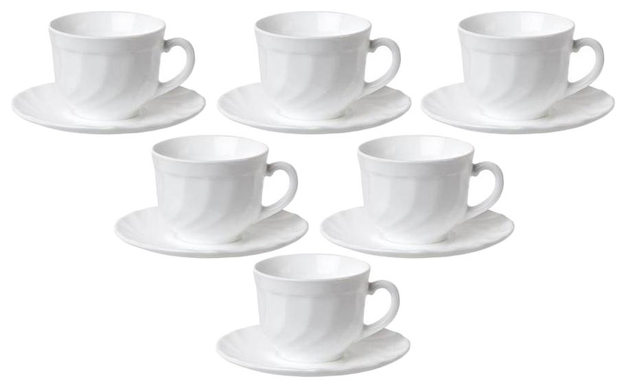 Чайный сервиз Luminarc TRIANON E8845 6 персон