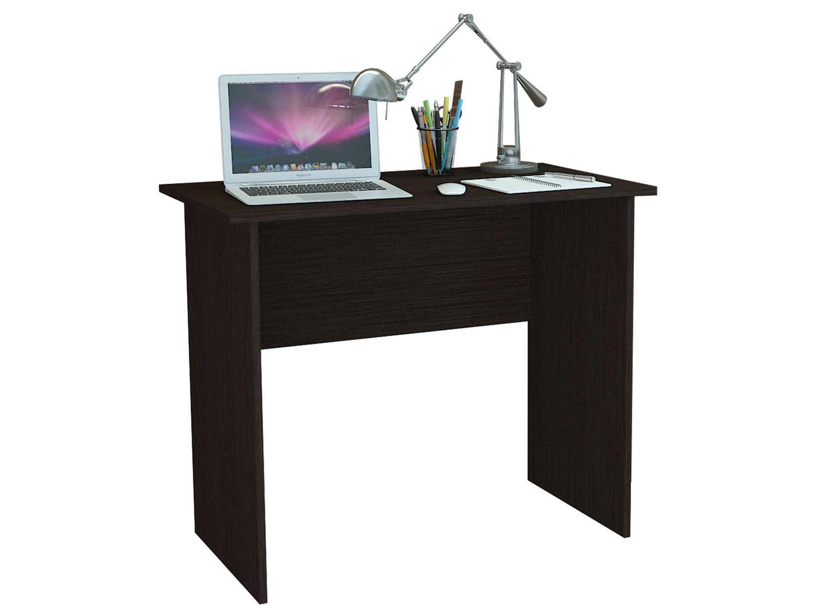 Компьютерный стол МФ Мастер Милан-85 80x50x75, венге