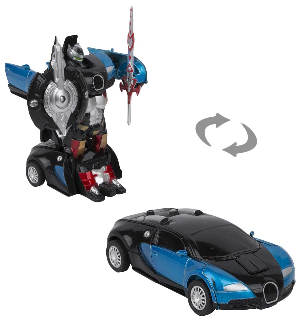 Купить Игрушка Robotron Робот-машина , 6x8x11 см, синий, Essa Co.,