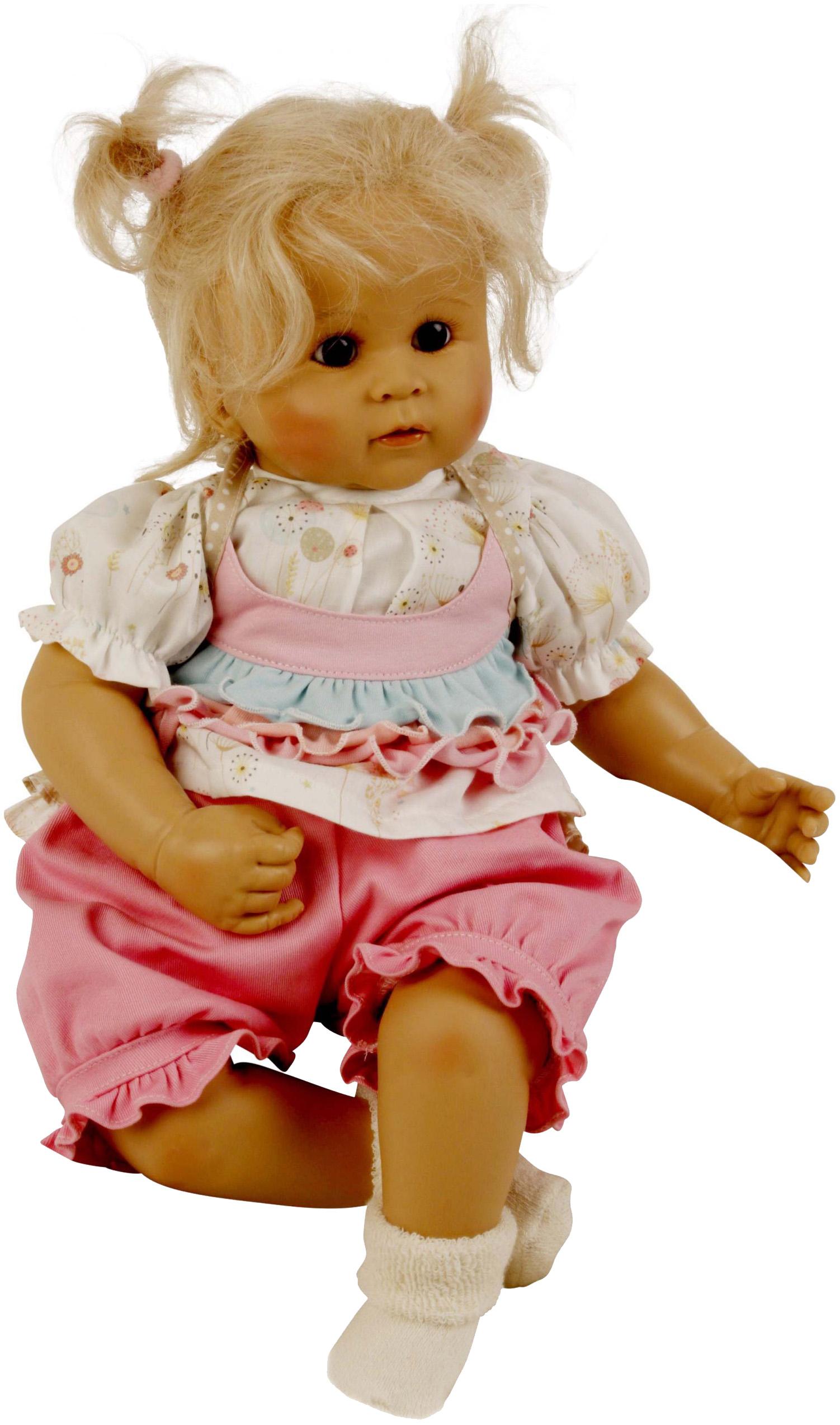 """Коллекционная кукла """"Schildkröt Rolanda Heimer. Нина"""", 53 см, арт. 29253453"""