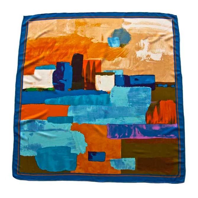 Платок женский Tranini 5026 PLATOK 2 разноцветный фото