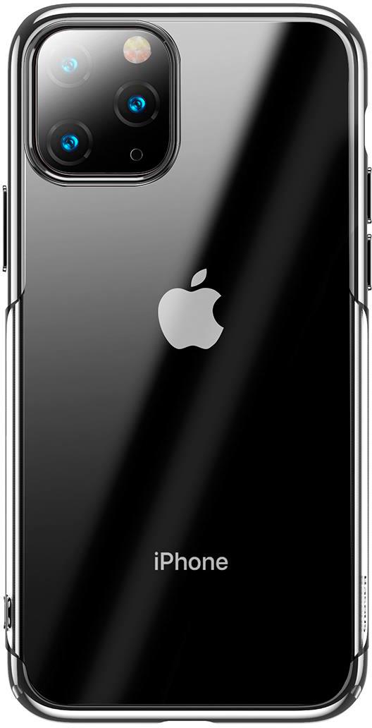 Чехол Baseus Glitter  для iPhone 11 Pro Silver