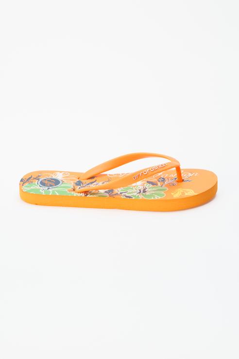 Шлепанцы женские Effa 52325 оранжевые 40 RU