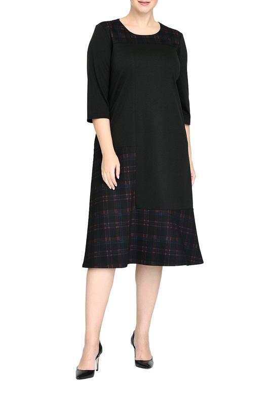 Платье женское SVESTA RKL967NO черное 58 RU фото