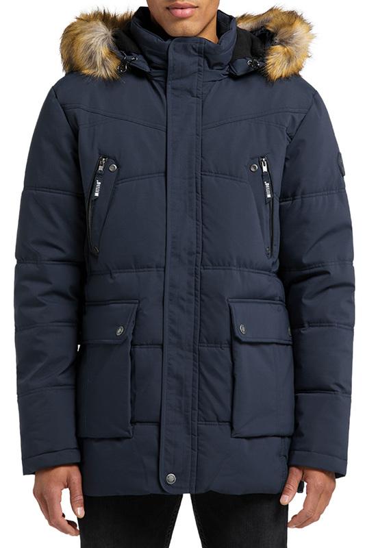 Куртка мужская Mustang 1008722-5334 синяя XL