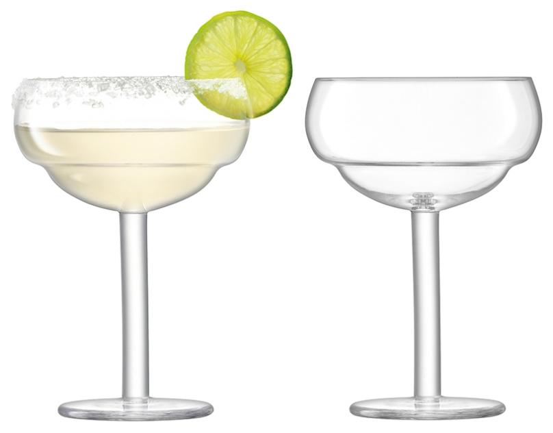 Набор бокалов LSA mixologist для коктейля, для шампанского