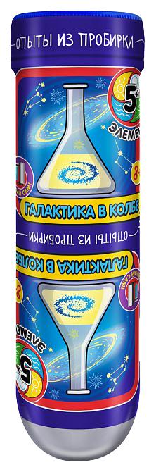 Купить Набор для экспериментов Delta Опыты из пробирки: Галактика в колбе 307 пр., Наборы для опытов