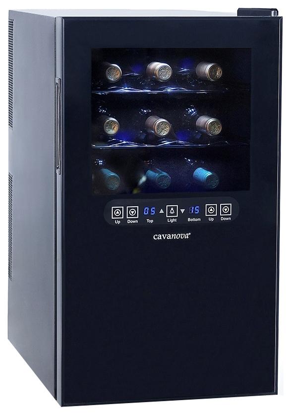 Винный шкаф Cavanova CV 018 2T