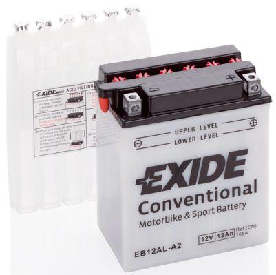 Аккумулятор автомобильный EXIDE EB12AL-A2 12 Ач