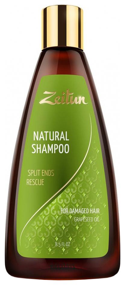 Купить Шампунь для волос Zeitun Natural Split Ends Rescue 250 мл