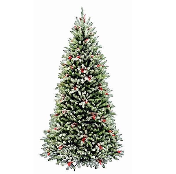 Ель искусственная National Tree Company снежная сказка 137 см фото